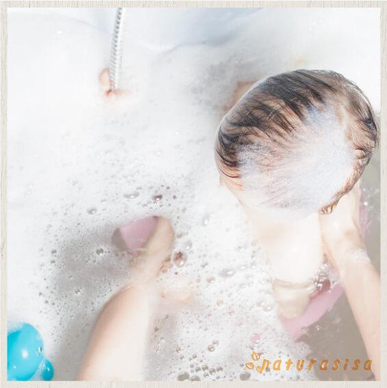 産前産後の髪と頭皮をケアするドルチボーレアマンナ!赤ちゃんと一緒に使える無添加シャンプー
