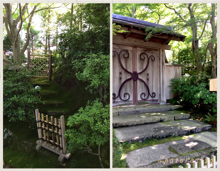 MOA美術館茶の庭