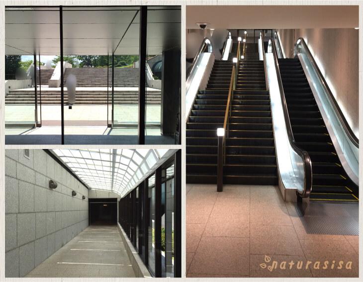 MOA美術館エレベーター
