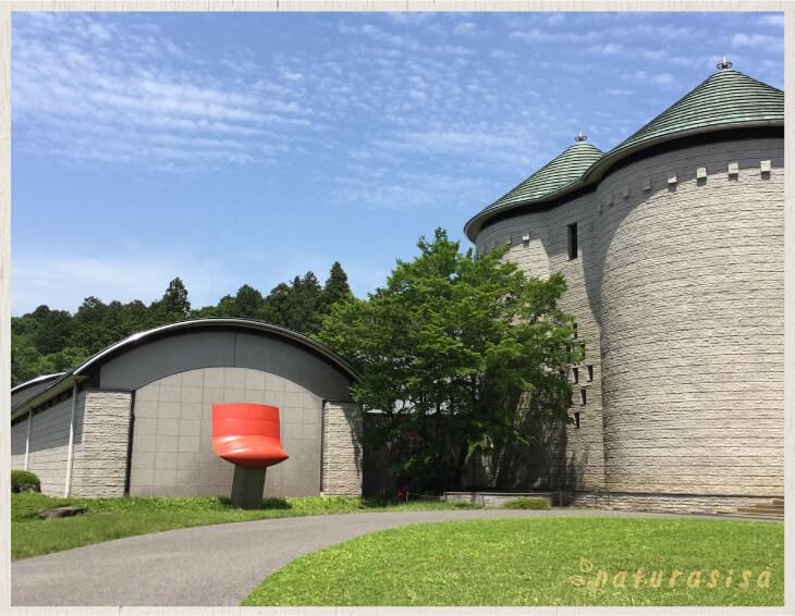 DIC川村記念美術館|館内の雰囲気や庭園の散策路、お土産などをご紹介!