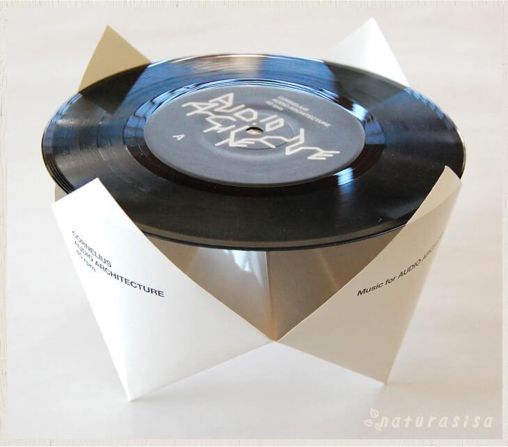 オーディオアーキテクチャ展7inchアナログレコード