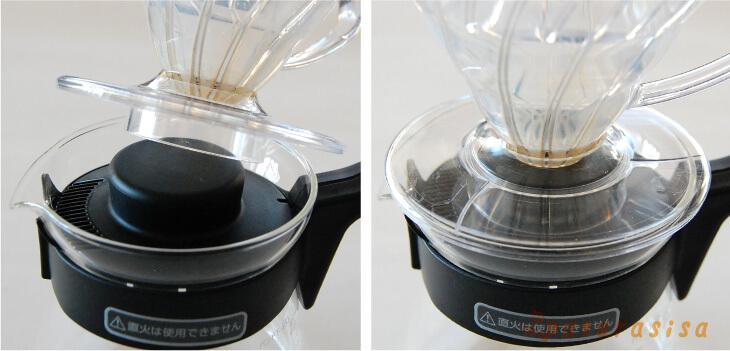 HARIOV60コーヒーサーバー