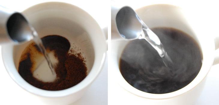 INICcoffeの飲み方
