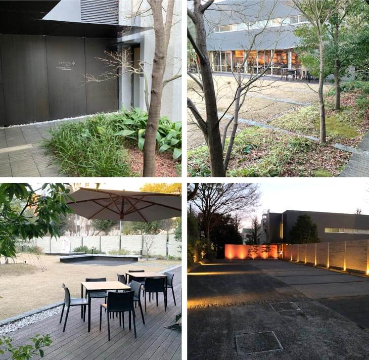 東洋文庫ミュージアム カフェ