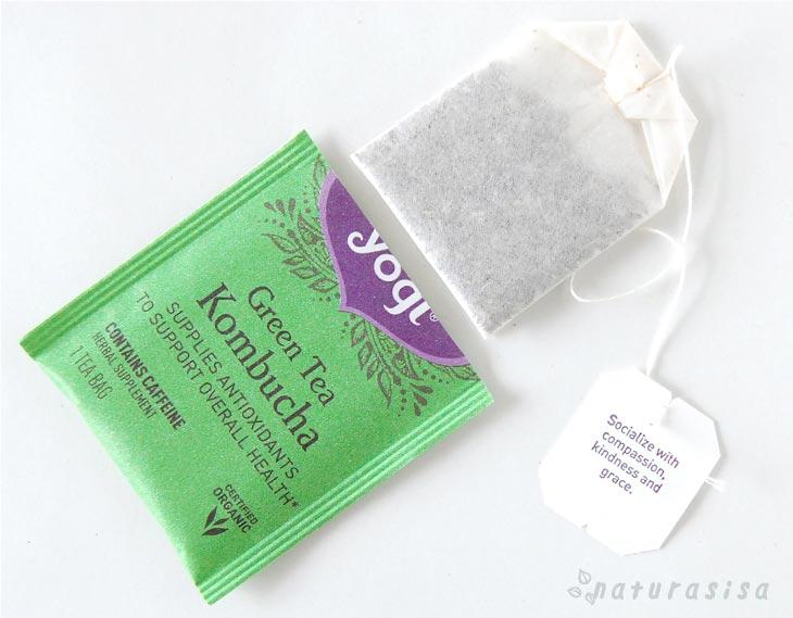 コンブチャ紅茶|yogi-kombucha