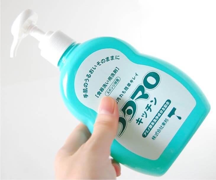 ウタマロキッチン食器用洗剤の口コミ
