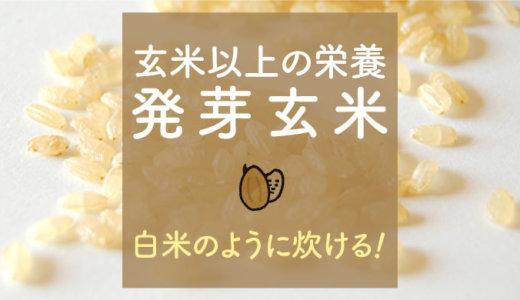 ハリオ土鍋(サイズ1合)で炊くおすすめの発芽玄米!