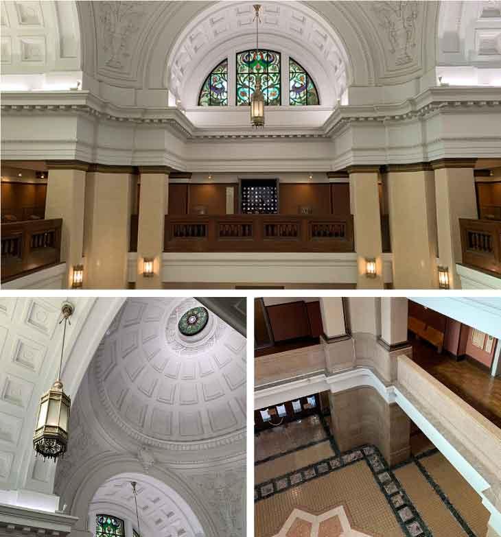 国立科学博物館-日本館-重要文化財