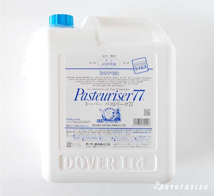 パストリーゼ5L容器