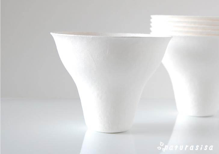 WASARA紙の器ワインカップ